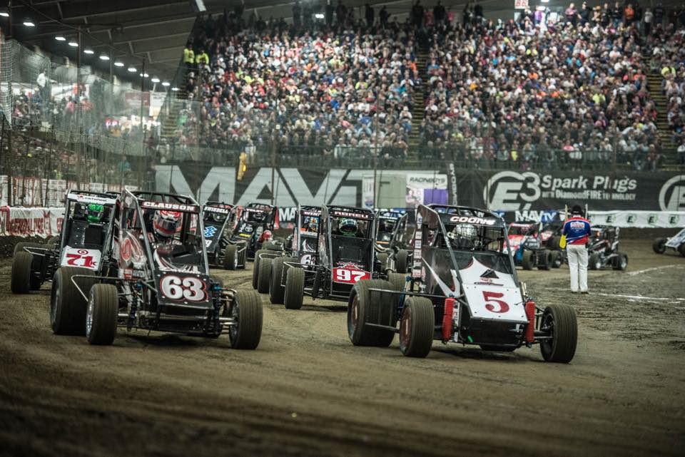 2015 Chili Bowl - Josh Ford Motorsports