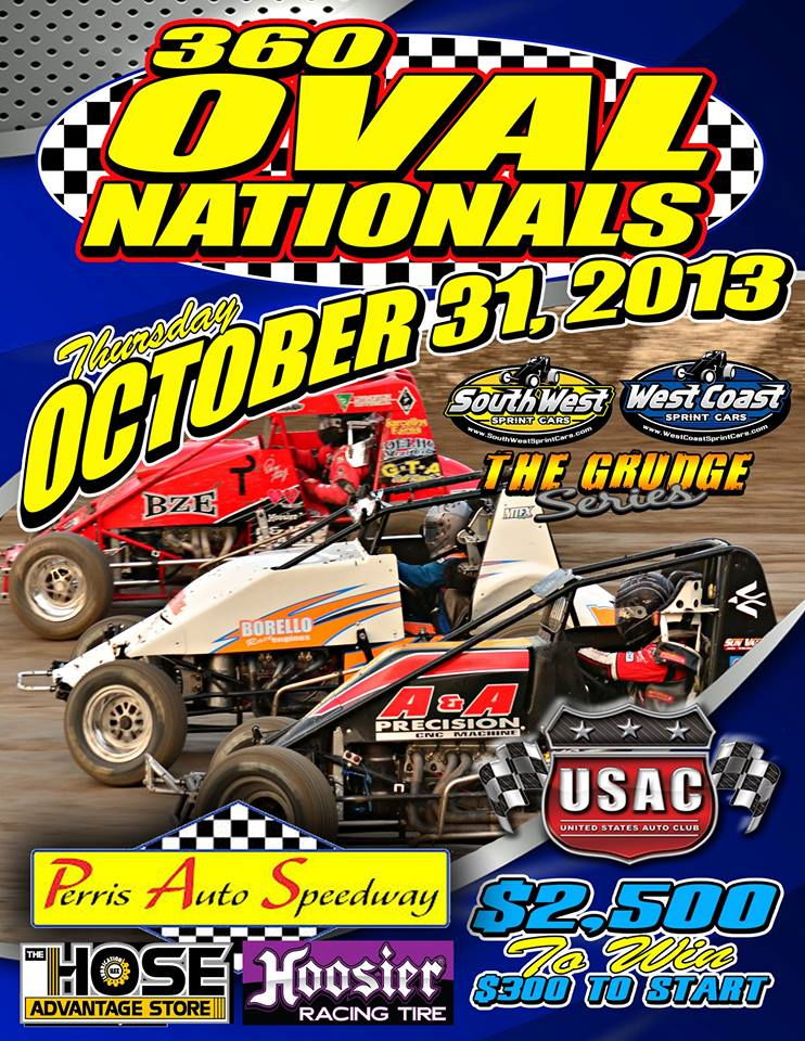 Budweiser Oval Nationals