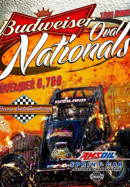 Oval Nationals 2014
