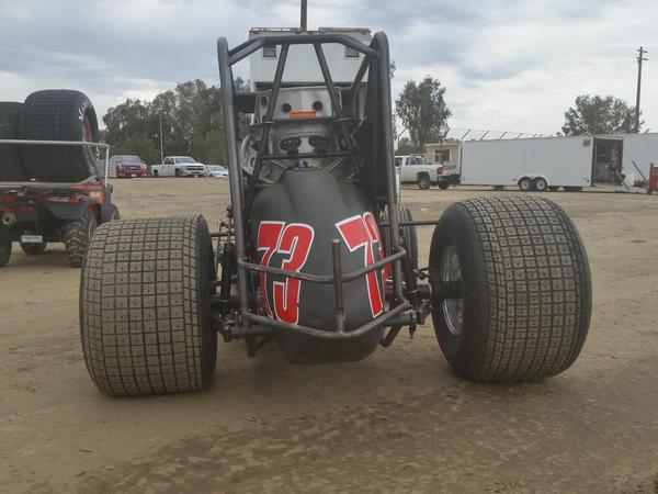 Trey Marcham in Hanford